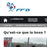 FF de Boxe
