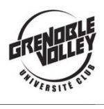 Grenoble Volley Université Club