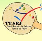 Tennis de table Saint Romain en Jalionas