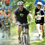 Triathlon nature du Valbonnais