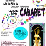 affiche soire 15 oct 11 cabaret