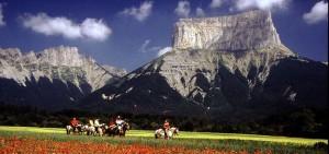Rando La Ferme équestre des 4 Chemins - Chichilianne