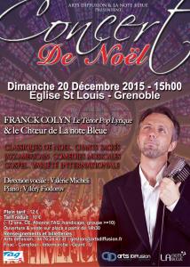 Affiche Grenoble