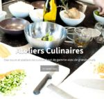 Ateliers culinaires Grenoble