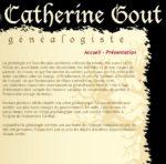Catherine Gout – Généalogiste à Grenoble
