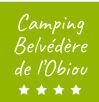 Camping Belvédère de l'Obiou