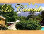 Camping La Cascade – Bourg d'Oisans