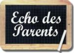 Echo des parents – Le Versoud