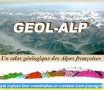 Geol-Alp – Un atlas géologique des Alpes françaises