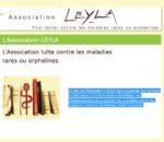 Association Leyla – Pour lutter contre les maladies rares ou orphelines