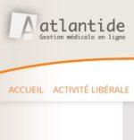 Aatlantide – Gestion médicale en ligne