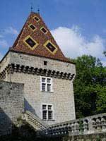 Le château de La Sône