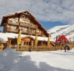 Hôtel Côte Brune *** Les 2 Alpes