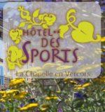 Hôtel Restaurant des Sports – La Chapelle en Vercors