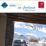 Hôtel les Gentianes *** Alpe d'Huez