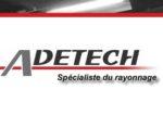 Adetech – Spécialiste du rayonnage