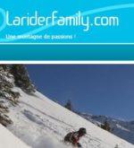 Lariderfamily.com