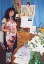 Lisette Blanc – artiste peintre, illustratrice, lectrice