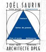 Joël Saurin – Architecte DPLG