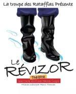 Le Revizor, de Gogol, par la troupe de Rataffias