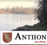 Site officiel d'Anthon (Isère)