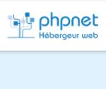 Phpnet Hébergeur web