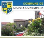 Site officiel de Nivolas-Vermelle (Isère)