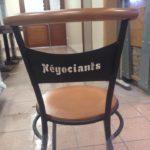 Le café des Négociants à Bourg d'Oisans