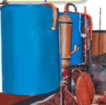 Ambix Distillation à Vizille