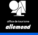 Office de tourisme d'Allemont