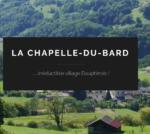 Site officiel de La Chapelle du Bard (Isère)