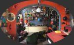 Le petit Café Brocante du 22 rue Charrel à Grenoble