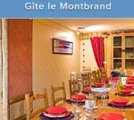 Gîte le Montbrand – Vercors