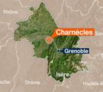 Site officiel de Charnècles (Isère)