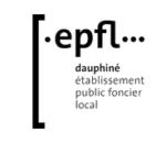 EPFL – établissement public foncier local du Dauphine