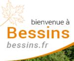 Site officiel de Bessins (Isère)