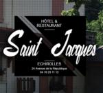 Le Saint-Jacques à Echirolles – hôtel-restaurant