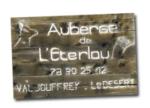 Auberge de l'Eterlou à Valjouffrey