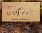 Le Mezze Restaurant Libanais à Grenoble