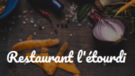 Restaurant l'Etourdi à Grenoble