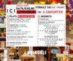 Restaurant Ici Grenoble