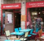 Les Simone's Café à Vienne