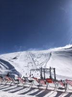 Restaurant d'altitude : Le Refuge des Glaciers – Alt 3200 m – Les 2 Alpes