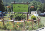 Camping Au Val'bonheur à Valbonnais