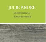 JULIE ANDRE   Diététicienne – Nutritionniste à Charavines