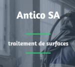 Antico SA – Traitement des surfaces