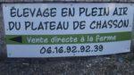 Elevage En Plein Air Du Plateau De Chasson