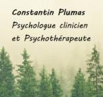 Constantin Plumas – Psychologue Psychothérapeute