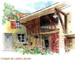 Atelier de poterie  Emmanuelle Texier à Panissage