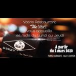 Restaurant The Meet à Villette d'Anthon